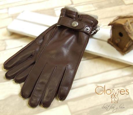 gants cuir italien