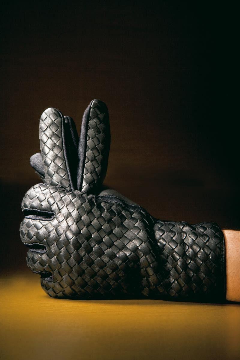 gants cuir luxe